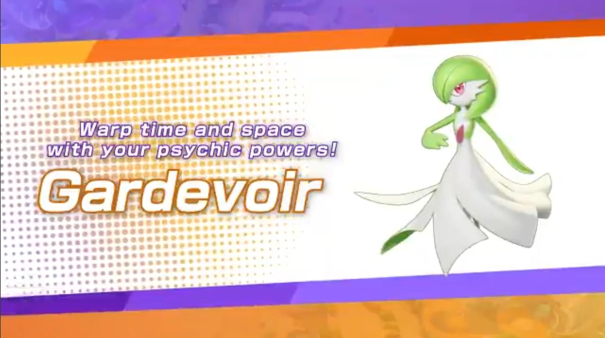 Image: Gardevoir kommt zu Pokémon Unite