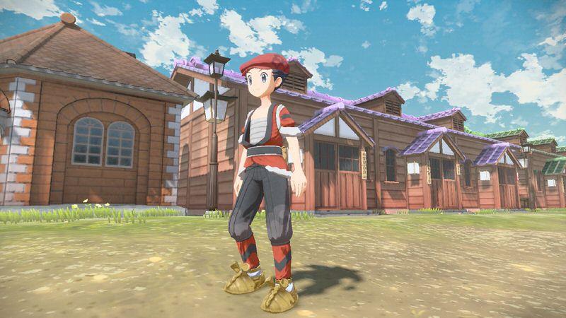Image: Frühkäufer-Bonus in Pokémon Legends Arceus