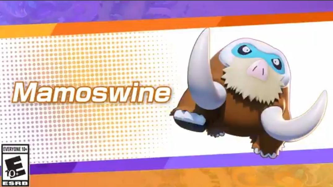 Image: Mamutel kommt zu Pokémon Unite